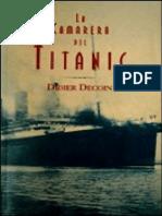 La camarera del Titanic - Decoin Didier.pdf