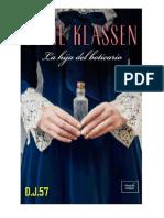 La hija del boticario - Julie Klassen.pdf