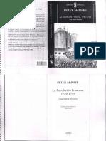 McPhee La Revolucion Francesa 1789 - 1799 (-).pdf
