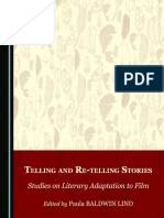 Telling and Re-Telling Stories_ Studies on Literary Adaptation to Film ( PDFDrive.com ).pdf