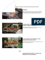 Pratos Principais de Peixe Unilever Food Solutions