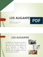 LOS ALIGANTES