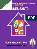 SUBSIDIO LUNES SANTO - PARROQUIA INMACULADA CONCEPCION