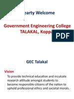 GEC Talakal