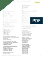 歌词 Caetano Veloso - Podres Poderes