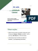 Estabilidade Global Estruturas