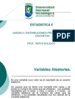 Unidad II. Distribuciones Probabilisticas Discretas..pdf