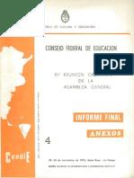 1973 III Reunion ordinaria CFE. La Pampa. PASADO.pdf