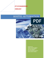 Hostel Automation