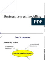 Business Process Modelling Pointers