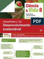 Desenvolvimento Sustentável - apresentação