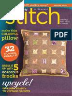 Interweave Stitch - Fall 2012