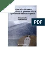 Estudios sobre las mujeres y las relaciones de género em México. Aportes desde diversas disciplinas (1).pdf
