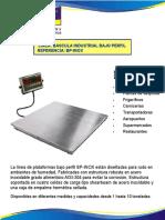 Bascula Ficha Tecnica BBG-INDUSTRY30