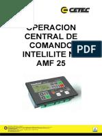 MANUAL CENTRAL DE COMANDO INTELILITE NT AMF 25.