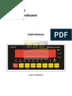 Manual de usuario BBG-INDUSTRY30