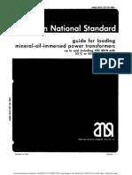 IEEE C57.91-1981-Transformer Loading.pdf