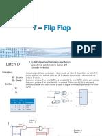 7  – Flip Flop