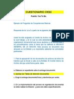 CUESTIONARIO LEY DE ARCHIVOS