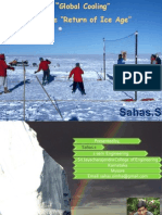 Global Cooling- a ppt by SAHAS.S
