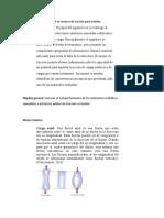 Investigación Normas ASTM en ensayos de tracción para metales