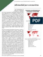 las en la HistoriaDiferents pandemis