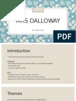 Mrs Dalloway (1)