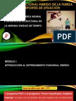 Fitness hibrido pfds