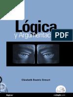 Lógica y argumentación - Elizabeth Beatriz Ormart