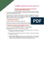 2. SC. resumen. El Equilibrio Económico Del Contrato Estatal Y Su Función.
