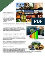 Actividades que promueven el desarrollo económico