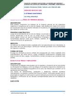 ESPECIFICACIONES TECNICAS UBS