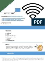 Taller 01.- CURSO DE WIFI - Telecom Weekend