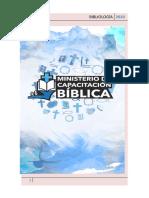 Maestro Bibliologia
