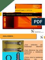EMO_S05_PPT_RESISTIVIDAD Y RESISTENCIA ELECTRICA