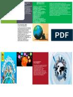 folleto desarrollo