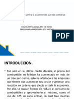 COMPARATIVA CONSUMO DE DIESEL  MAQ. MZT - LM.pptx