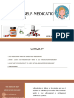 Risks of Self-medication Practices