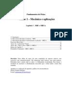 Capítulo 3 - MRU e MRUA (Teoria)