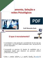 RECRUTAMENTO SELEÇÃO E TESTES PSICOLOGICOS ok.pptx