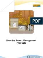 L&T Reactive Power Management
