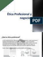 01-Ética Profesional y negocios-02