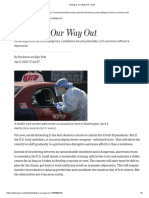 Testing Is Our Way Out - WSJ