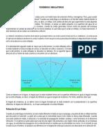 UNDECIMO GRADO - FISICA 2 - FENÓMENOS ONDULATORIOS