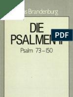 Das lebendige Wor - Band 14 - Die Psalmen 73-150