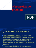 Cancer Bronchique Primitif - Copie