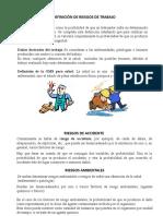 RIESGOS DE ACCIDENTESEXPOORIGIN