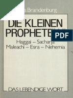 Das Lebendige Wort - Band 11 - Die Kleinen Propheten