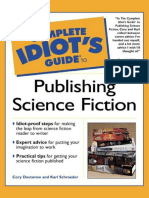 Cory  Doctorow, Karl  Schroeder, - Complete Idiot's Guide to Publishing Science Fiction (2000).pdf