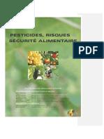 Pesticides Risques Securite A